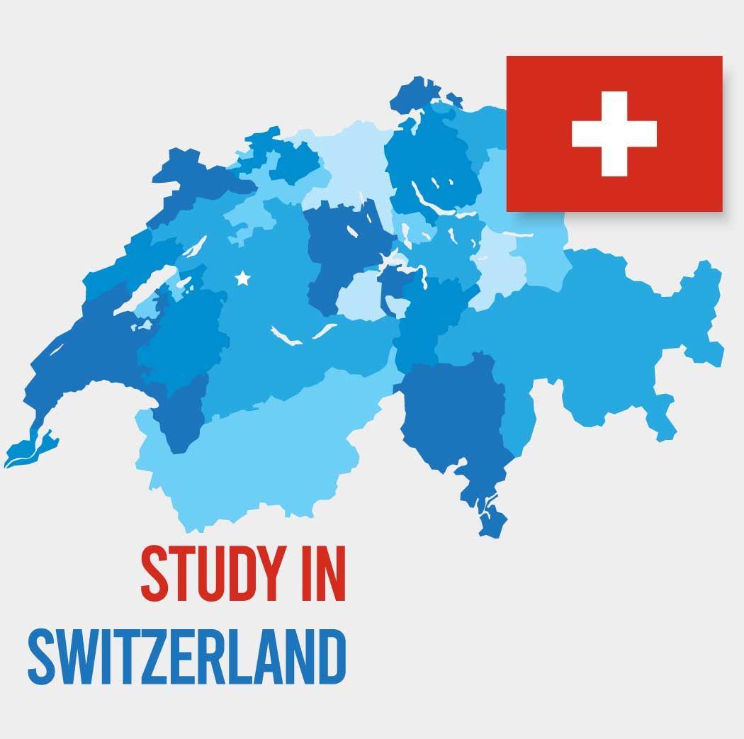 study in swtizerland - study abroad consultants in bangalore