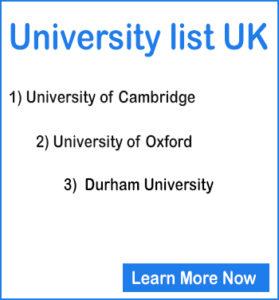 top rated universities uk