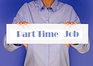 part time jobs central London