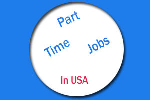 part time jobs in america for students