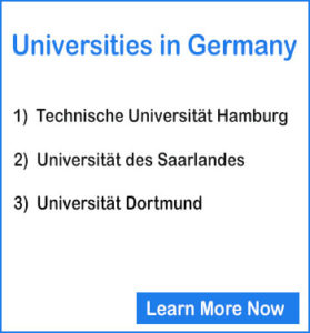study german in germany university
