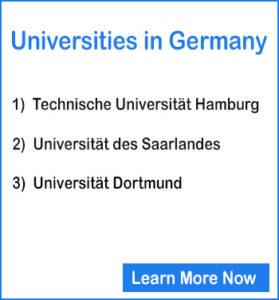 study german in germany university