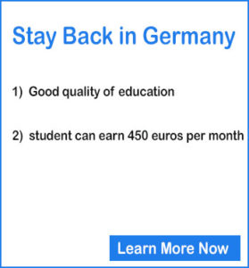 study in germany in english for international students