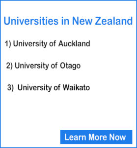 study in new zealand universities