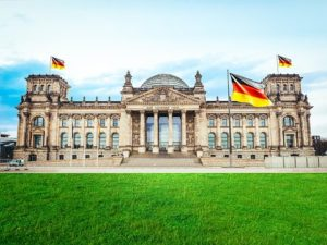 study medicine in germany in English