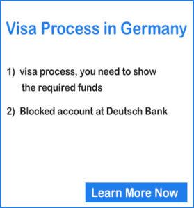 visa assistance for germany