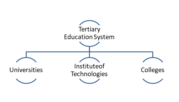 Types of Institutes in Ireland