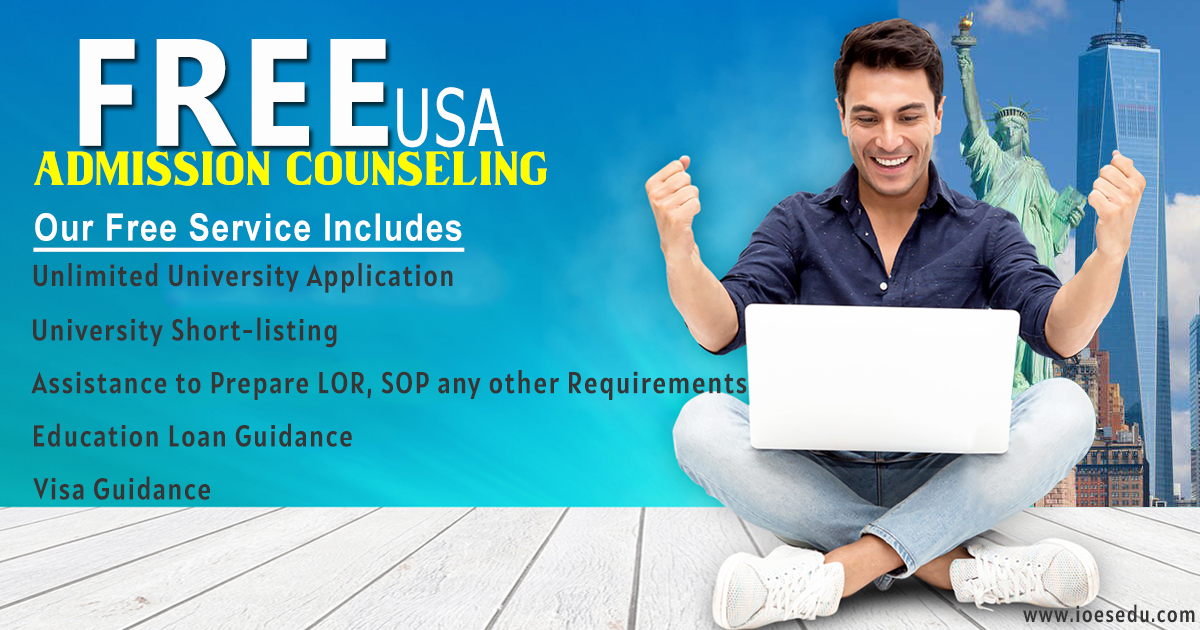 Free Admission Counseling USA